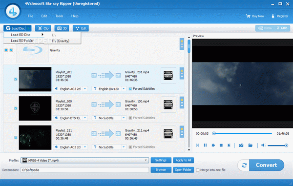4Videosoft Blu-Ray Ripper Crack + Activation Code Updated