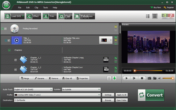 4Videosoft DVD to MPEG Converter Crack With License Key