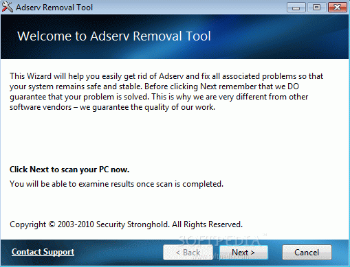Adserv Removal Tool Crack Plus Activation Code