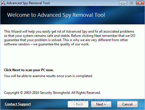 Advanced Spy Removal Tool Activator Full Version