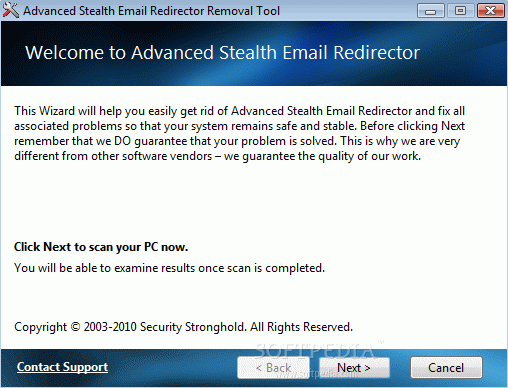 Advanced Stealth Email Redirector Removal Tool Crack With Serial Key 2020