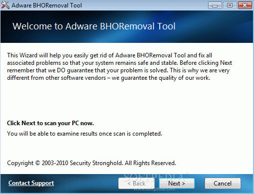 Adware BHORemoval Tool Crack + Serial Key Download