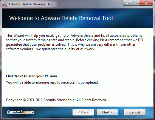 Adware Delete Removal Tool Crack + Keygen (Updated)
