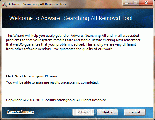 Adware . Searching All Removal Tool Activation Code Full Version