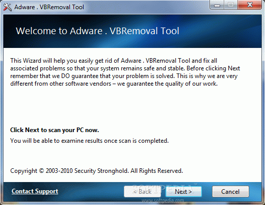 Adware . VBRemoval Tool Crack With Activator 2020