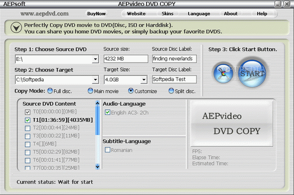 AEPvideo DVD COPY Crack + License Key Updated