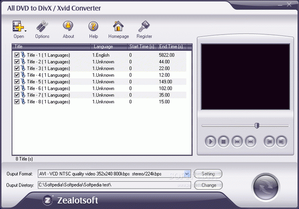 All DVD to DivX / Xvid Converter Crack + Activation Code Download 2020