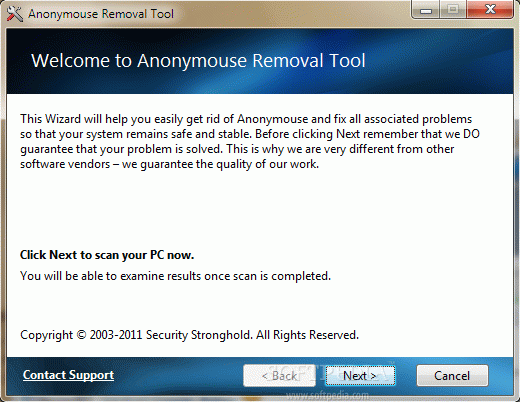 Anonymouse Removal Tool Crack & Keygen