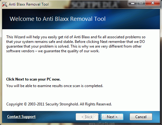 Anti Blaxx Removal Tool Crack + Serial Key (Updated)