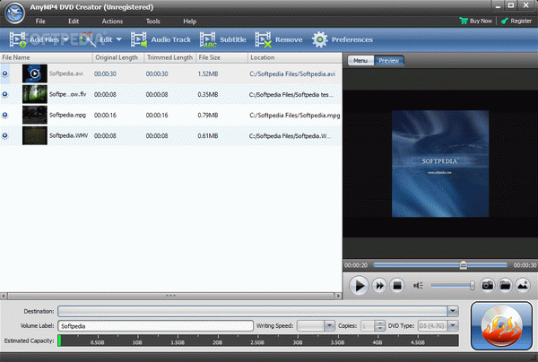 AnyMP4 DVD Creator Crack With Serial Number Latest