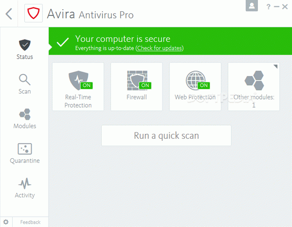 Avira Antivirus Pro Crack & Activation Code