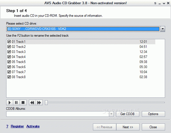 AVS Audio CD Grabber Crack With Activation Code 2020