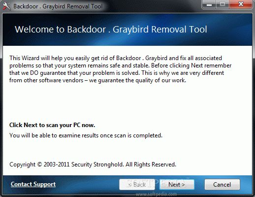 Backdoor . Graybird Removal Tool Crack + Serial Number Download 2021