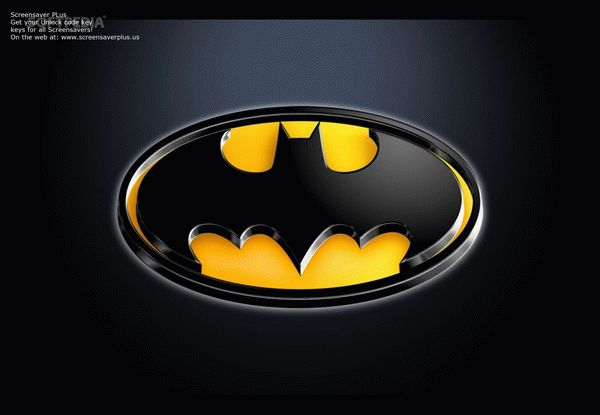 BATMAN SCREENSAVER Crack With Serial Key