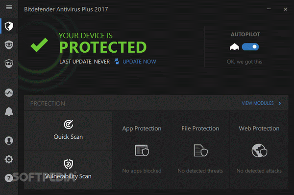 Bitdefender Antivirus Plus 2018 Crack + Activation Code