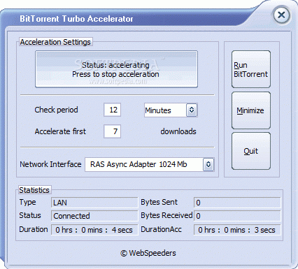 BitTorrent Turbo Accelerator Crack With Keygen Latest
