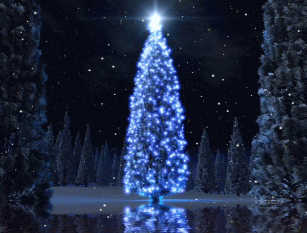 Christmas Tree Animated Wallpaper Crack & Serial Key