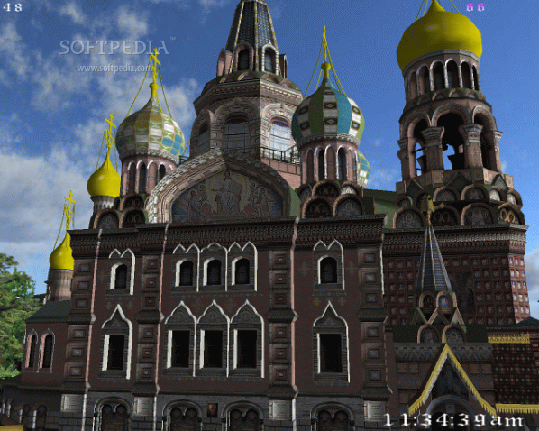 Church of the Saviour on the Spilled Blood 3D Crack With License Key Latest