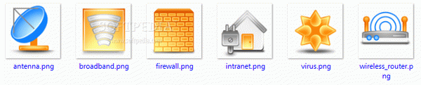 Clean Networking Stock Icons Crack + Serial Number