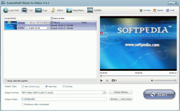 EasiestSoft Movie to Video Crack + Serial Number