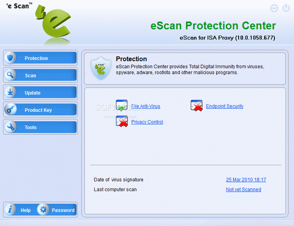 eScan for ISA Proxy Serial Key Full Version