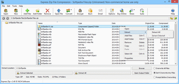 Express Zip File Compression Software Crack + Serial Key Download 2021