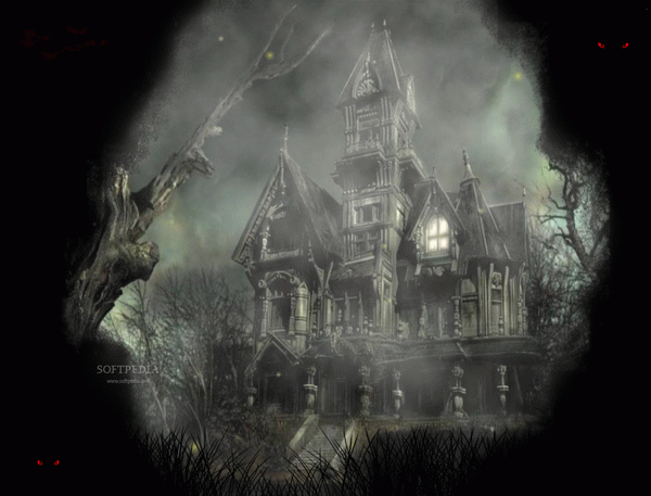 Halloween Mansion Animated Wallpaper Crack Full Version