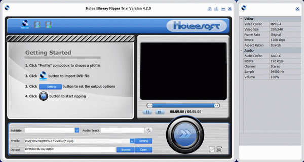 Holeesoft Blu-ray Ripper Crack + Activation Code Download 2021
