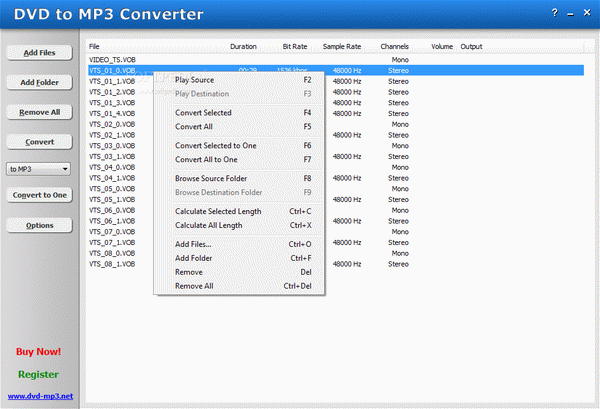 HooTech DVD to MP3 Converter Serial Key Full Version