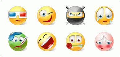 Icons-Land Vista Style Emoticons Crack With Activator Latest