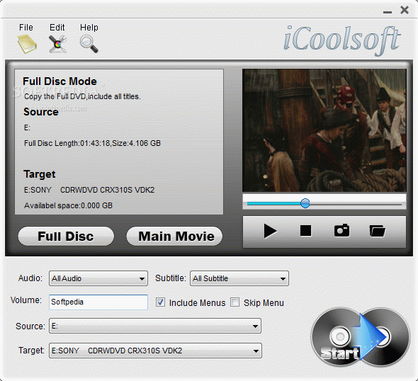 iCoolsoft DVD Copy Crack With Activator Latest 2021