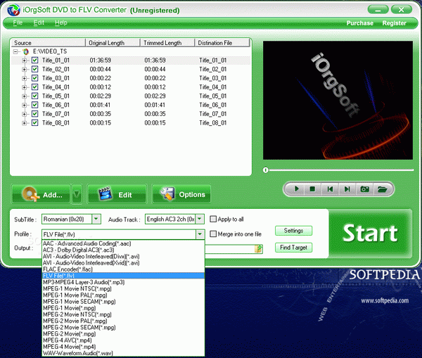 iOrgSoft DVD to FLV Converter Crack With Keygen Latest 2021