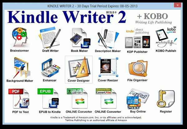 Kindle Writer Crack Plus Activator