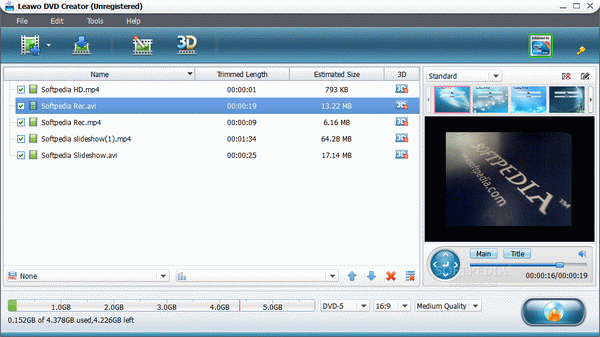 Leawo DVD Creator Crack With Activation Code Latest