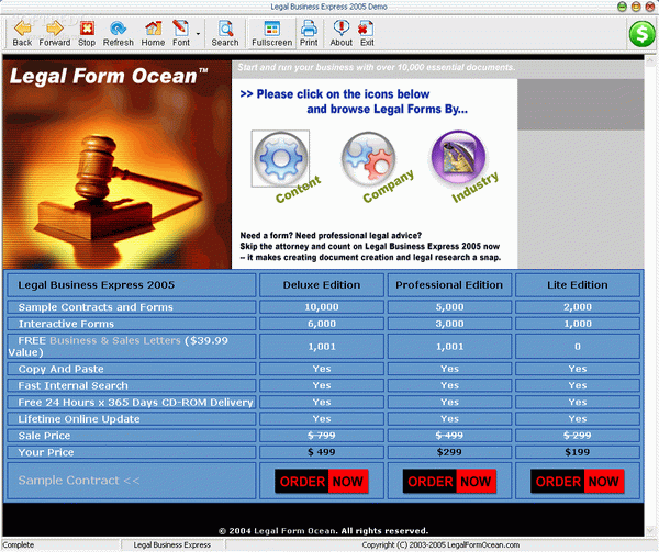 Legal Business Express 2005 Deluxe Crack + License Key Updated