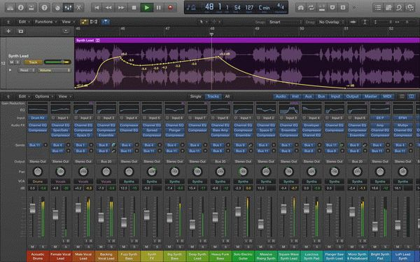 Logic Pro X Crack With License Key 2021