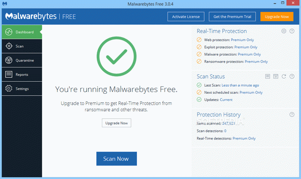 Malwarebytes Crack Plus Serial Key