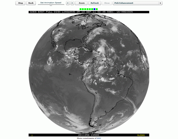 North America Weather Satellite Screen Saver Crack With License Key 2021