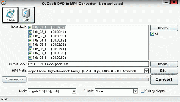 OJOsoft DVD to MP4 Converter Crack With Keygen Latest 2021