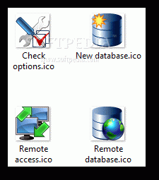 Perfect Database Icons Crack + Activation Code