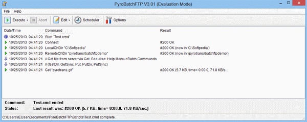 PyroBatchFTP Crack + License Key Download