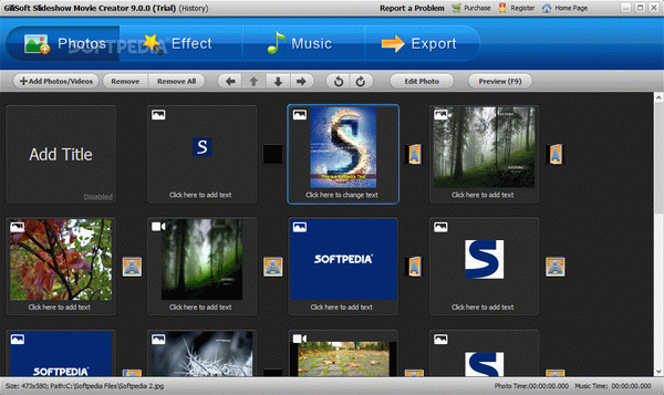 Slideshow Movie Creator Crack & Serial Key