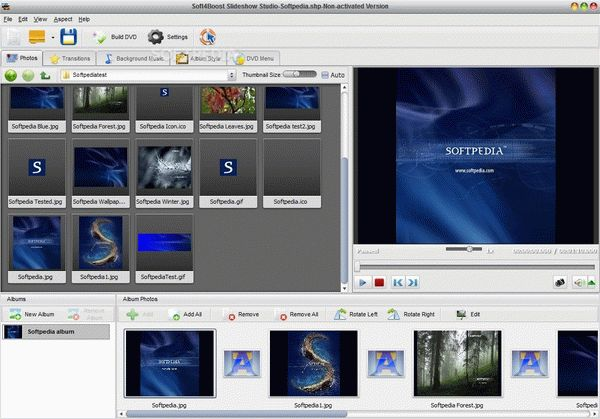 Soft4Boost Slideshow Studio Crack With Serial Key Latest