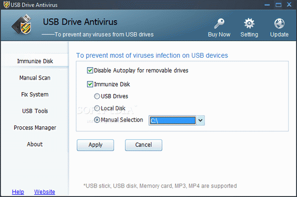 USB Drive AntiVirus Crack + Serial Number (Updated)