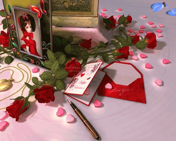 Valentine Musicbox 3D Screensaver Crack Plus Keygen