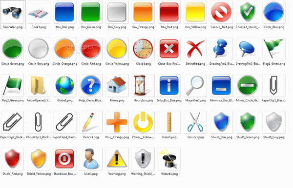Icons-Land Vista Style Base Software Icons Set Crack With Serial Number 2021