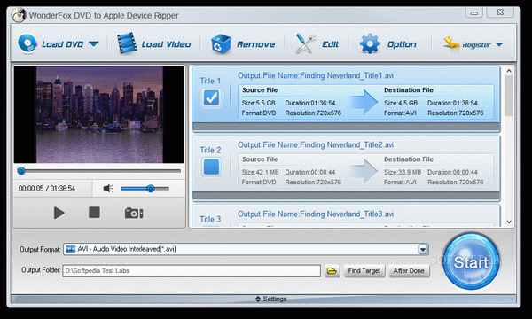 WonderFox DVD to Apple Device Ripper Crack With License Key Latest 2021