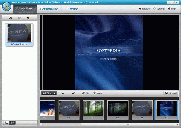 Wondershare DVD Slideshow Builder Deluxe Crack + Serial Number Updated
