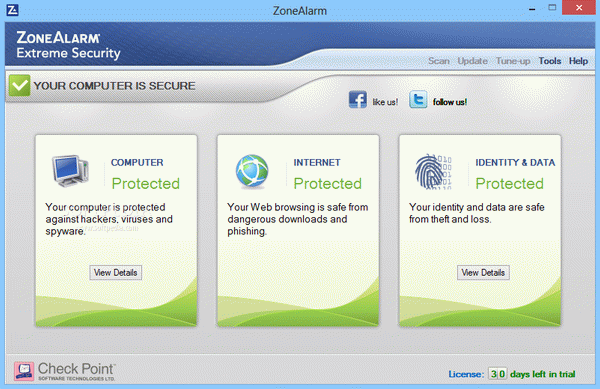 ZoneAlarm Extreme Security Crack + License Key Download 2021